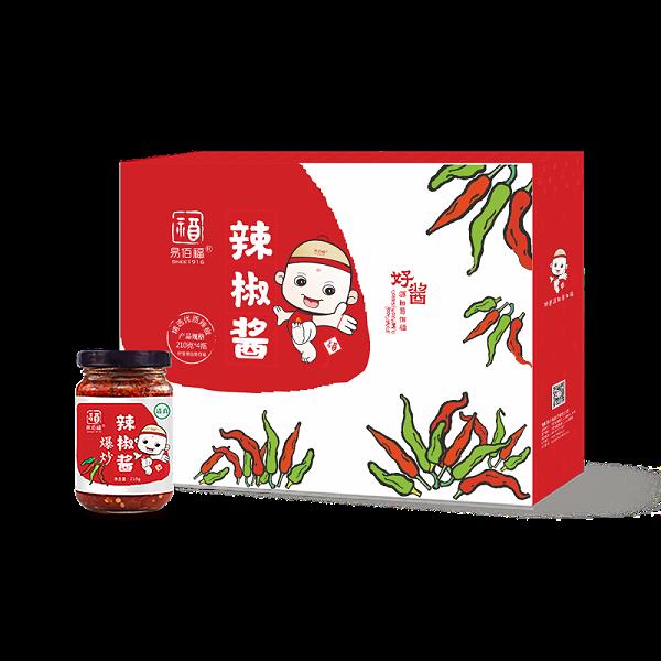 辣椒酱礼盒